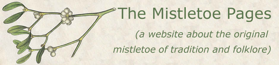 The Mistletoe Pages